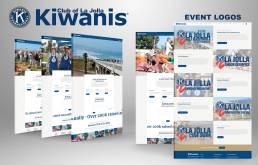 Kiwanis Club of La Jolla Special Event Logos