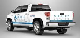 Shultz Audio Video Graphic Design Car Graphics & Decals